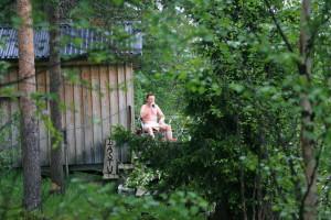 Snowtrail_Dogcamp Sauna